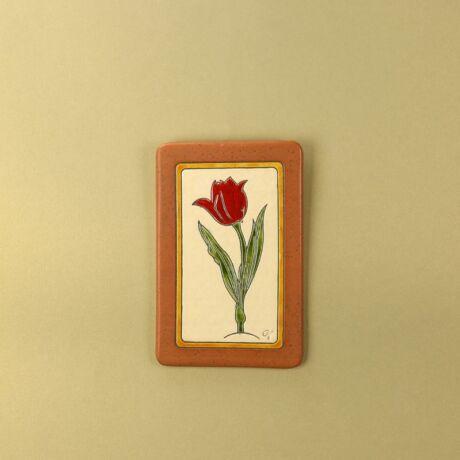 Tulipán nagy virágos kép