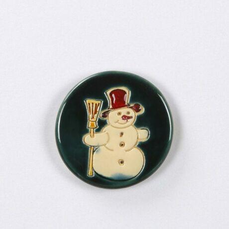 Karácsonyi hűtőmágnes 10