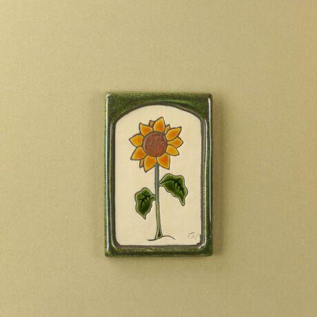 Napraforgó kis virágos kép