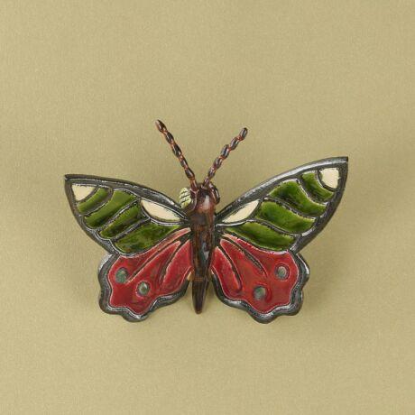 Fali pillangó 8