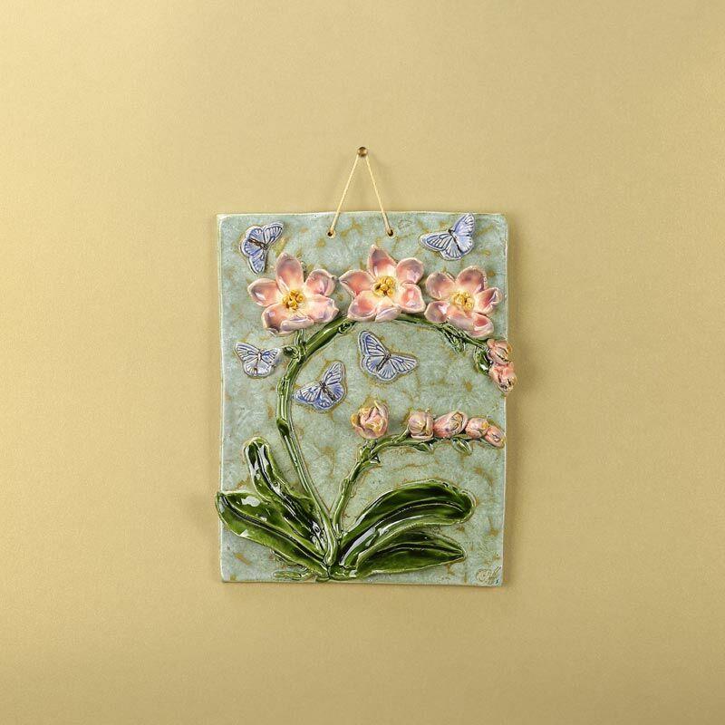 Orchidea rátétes kép