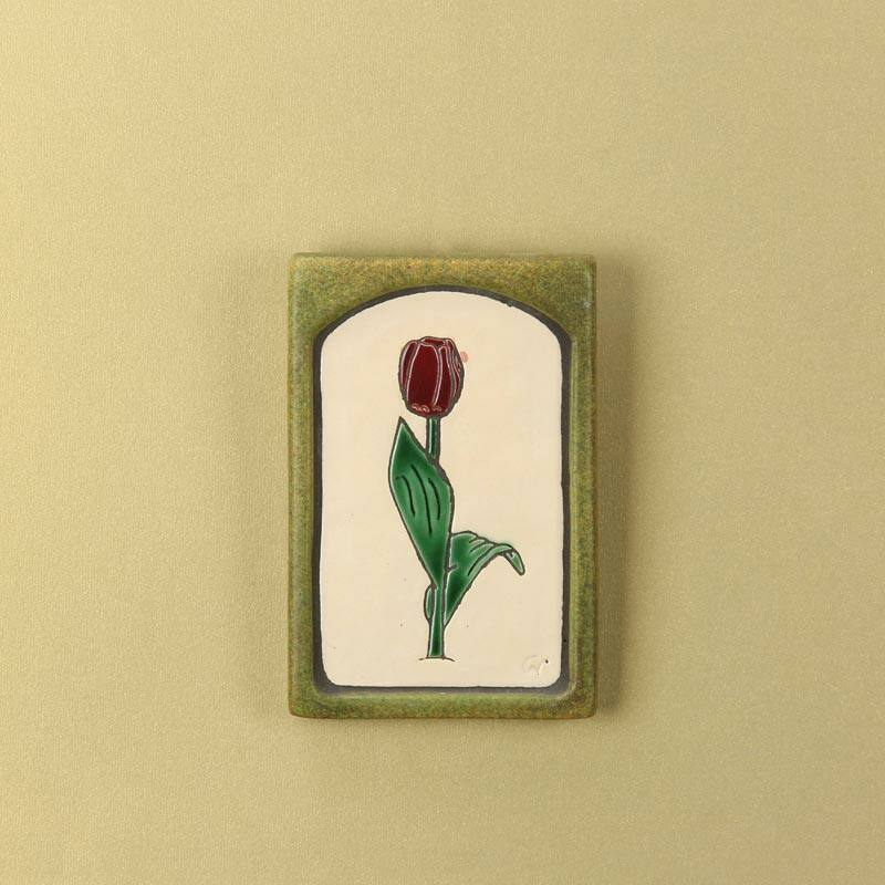 Tulipán kis virágos kép