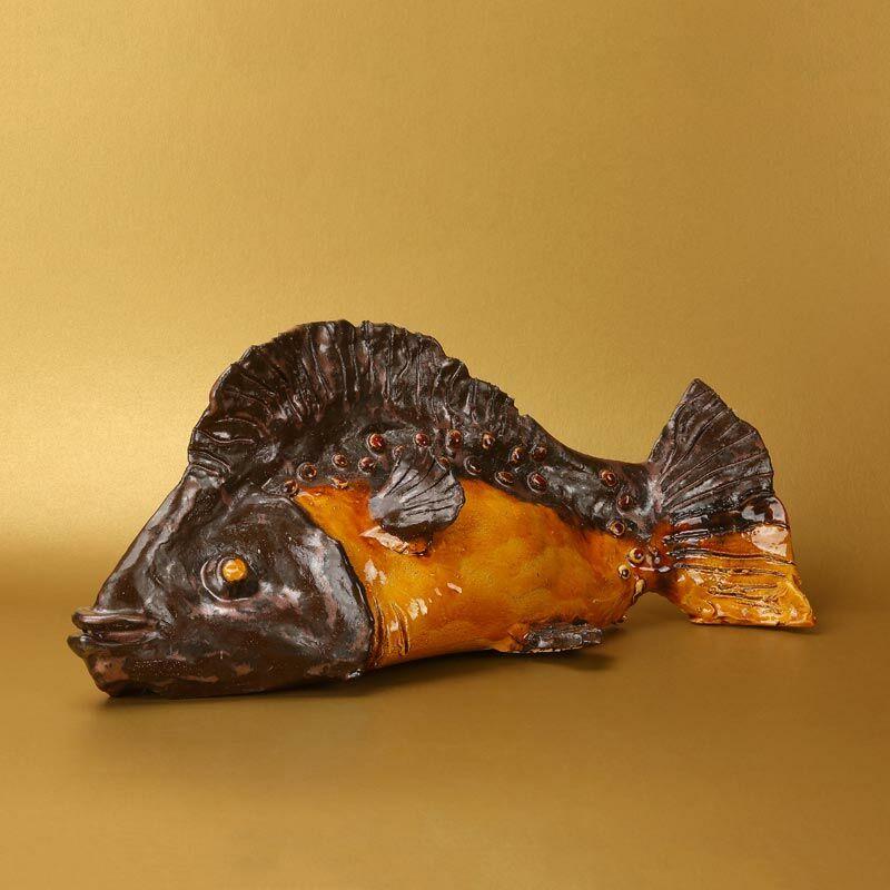 Nagy hal, aranybarna